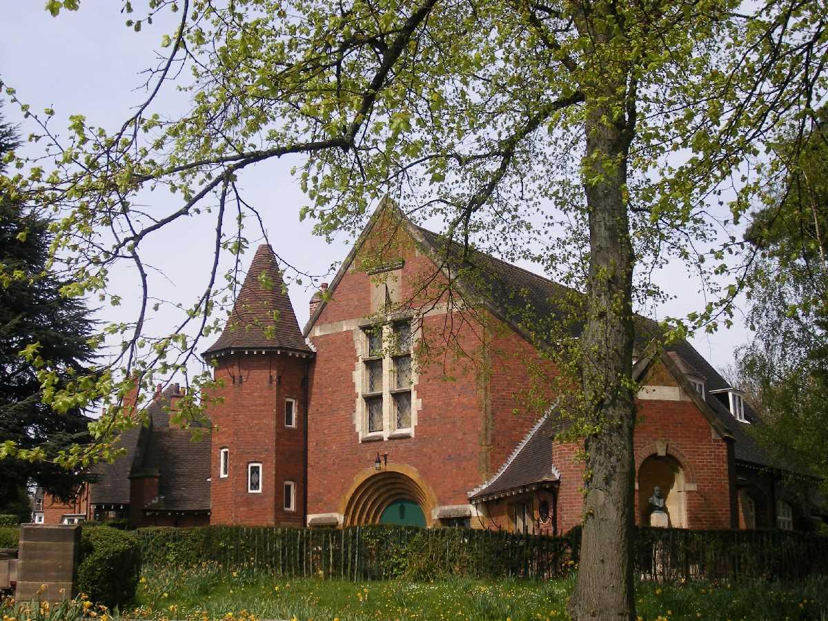 Bournville+Quaker+Meeting+House+-+A+Birmingham+Gem!