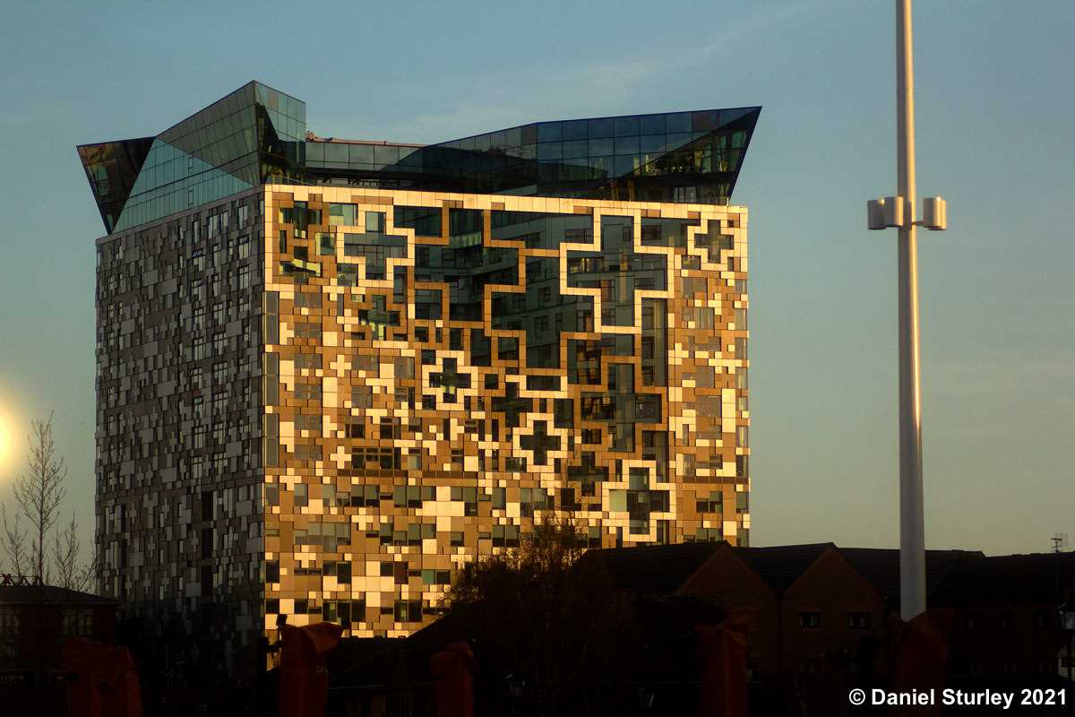 The+Cube%2c+Birmingham%2c+UK+-+Great+architecture