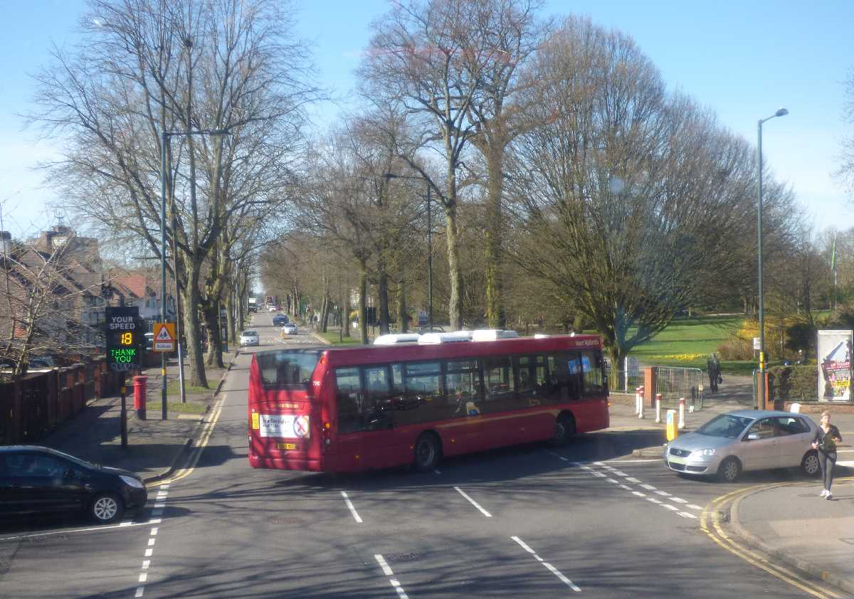 27 bus Kings Heath Park