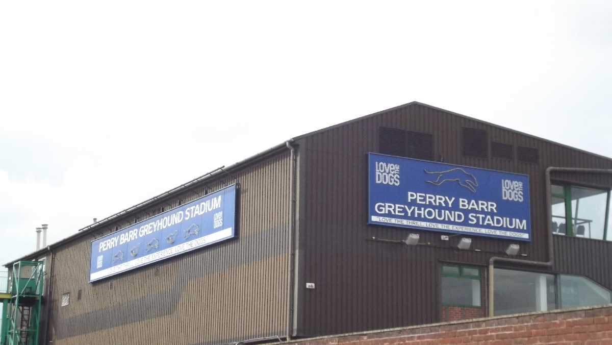 Perry+Barr+Stadium+-+Home+of+Greyhound+Racing+Club+and+Birmingham+Brummies+Speedway